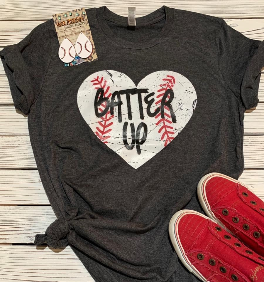 Batter Up Baseball Tee