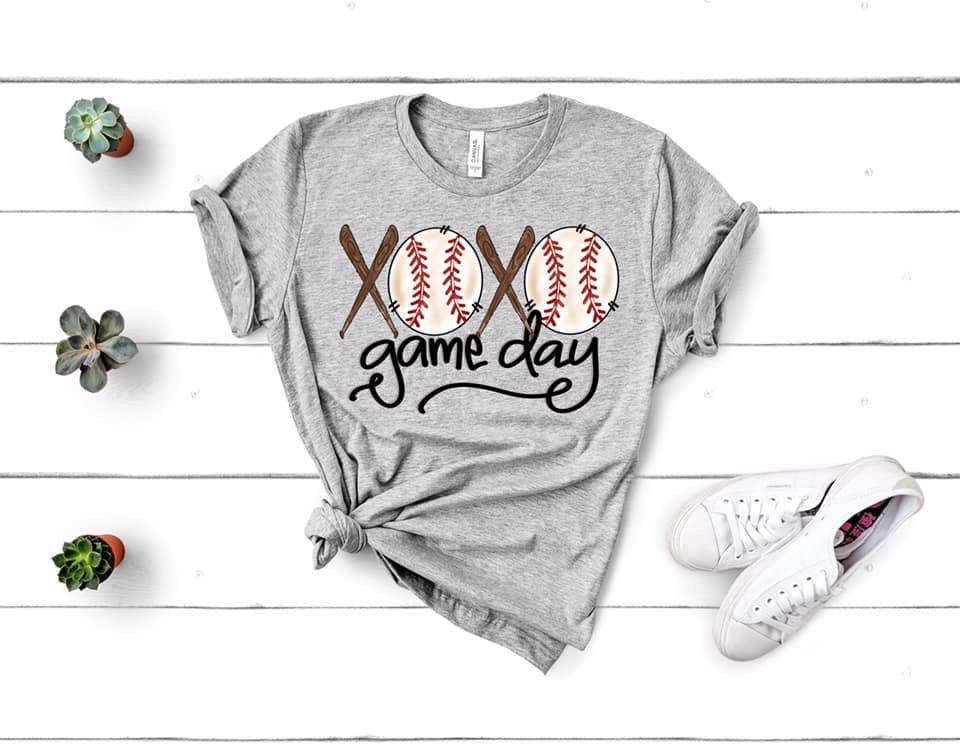 XOXO Gameday Tee