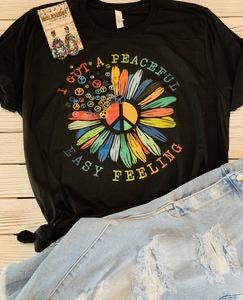 Peaceful Easy Feeling T-shirt