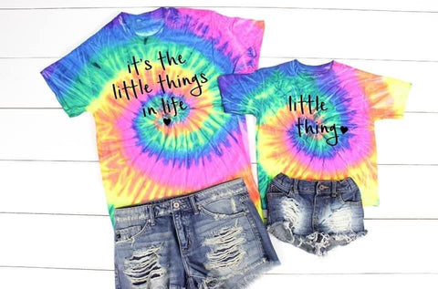 It's the Little Things/Little Thing T-shirt