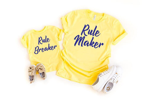 Rule Maker/Rule Breaker T-shirt