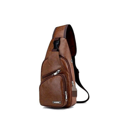 FabFalcon Unisex Casual Chest Bag™ Small