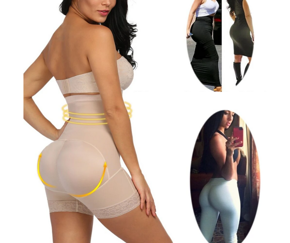 FabFalcon™ Body Shaper With Booty Lift