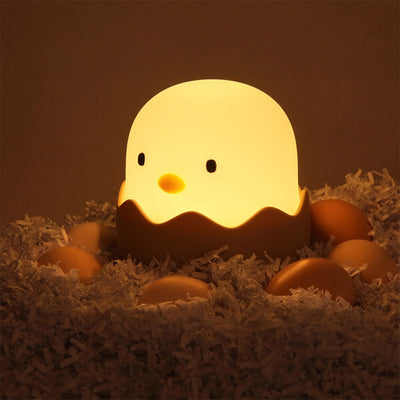 FabFalcon Cute Baby Chick LED Silicone Nightlight™