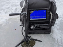 Load image into Gallery viewer, Transducer Pole and Ice Mount Combo