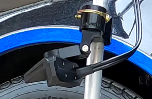 Livescope Perspective Mount - Trolling Motor / Clamp Installation