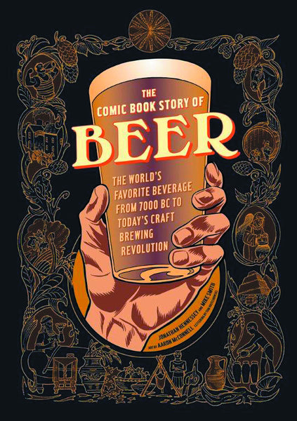 COMIC BOOK STORY OF BEER GN (C: 0-1-0)