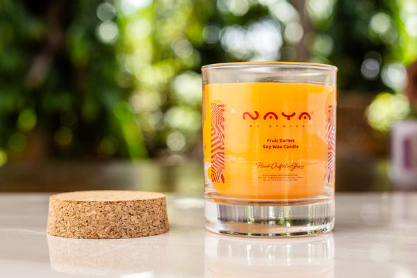 Fruit Sorbet Soy Wax Candle