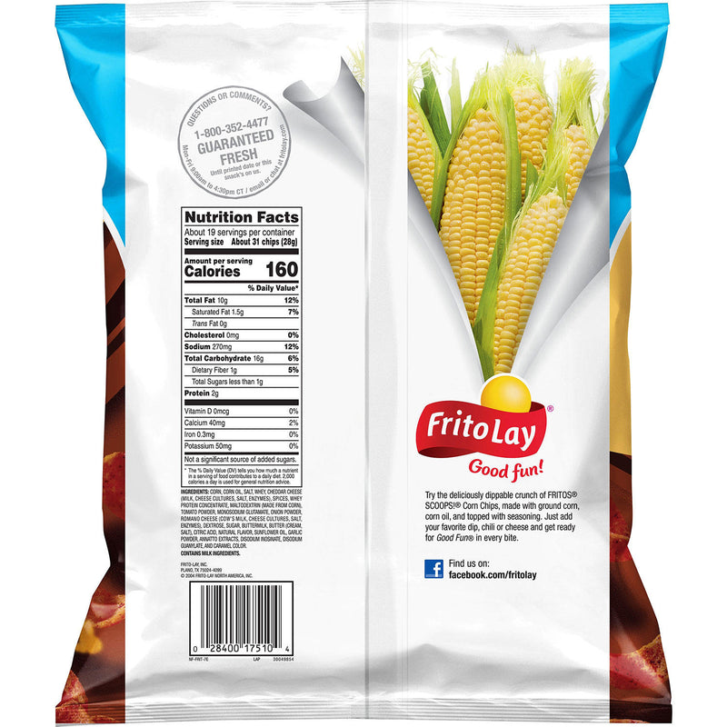 Fritos Chili Cheese Corn Snacks (19.125 oz.) (Min 2 per order)