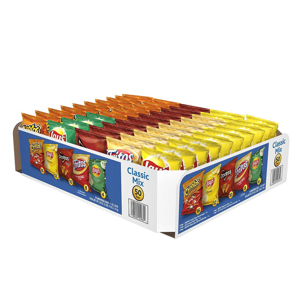 Frito-Lay Classic Mix Variety Pack (50 pk.)