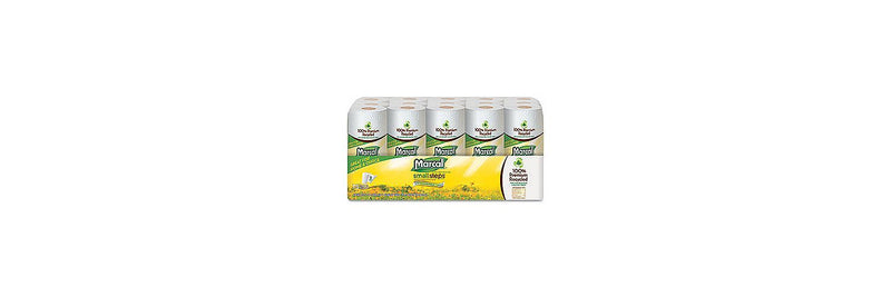 Marcal Small Steps Recycled Paper Towels  - 15 Rolls