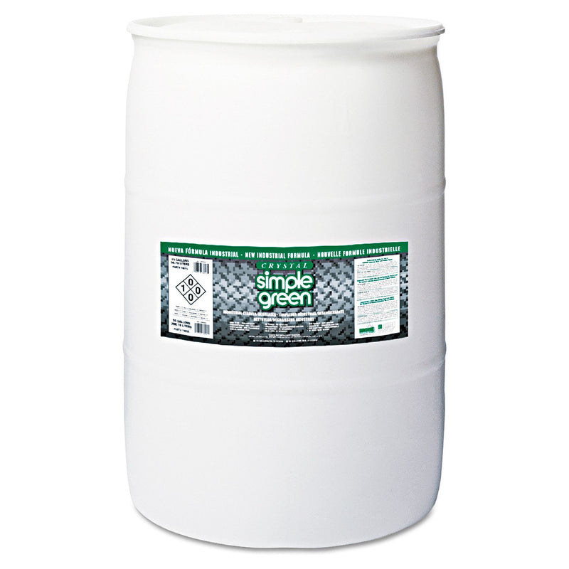 Simple Green - All-Purpose Industrial Cleaner/Degreaser -  55gal Drum