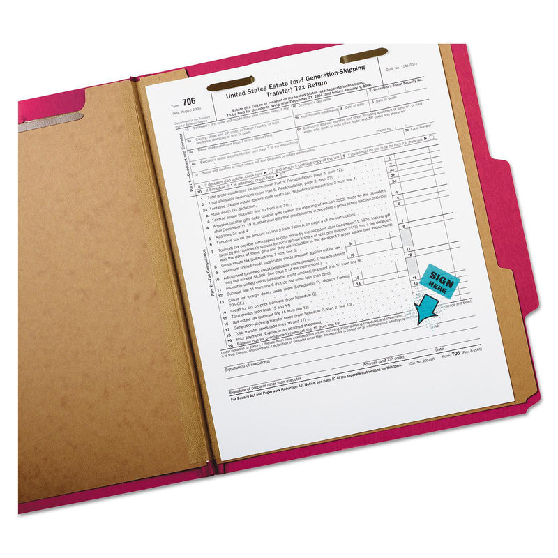 "Post-it - Flags in Dispenser, 200 ""Sign Here"", 48 Arrow Flags, 4 Colors - 248 ct. (Min 2 per order)"