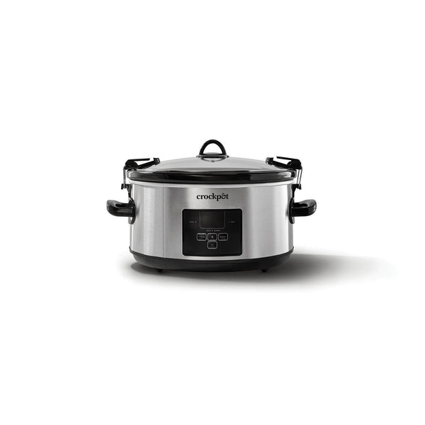 Crock-Pot® 7-Qt. Cook & Carry™ Digital Countdown Slow Cooker