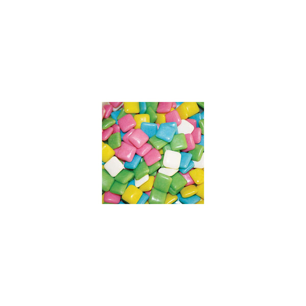 Dubble Bubble Chewing Gum Tablets Polarmint (26lbs.)