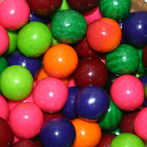 Dubble Bubble 23mm Gumballs Fruity Mix (17.67lbs.)