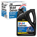 Mobil Delvac 1300 Super 15W-40 Case (4-pack / 1-gallon bottles)