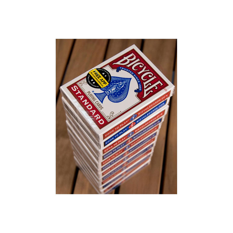 Bicycle Standard Playing Cards - 12 pks.