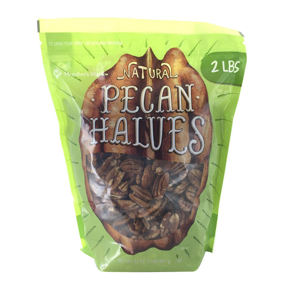 Member's Mark Natural Pecan Halves (2 lbs.)