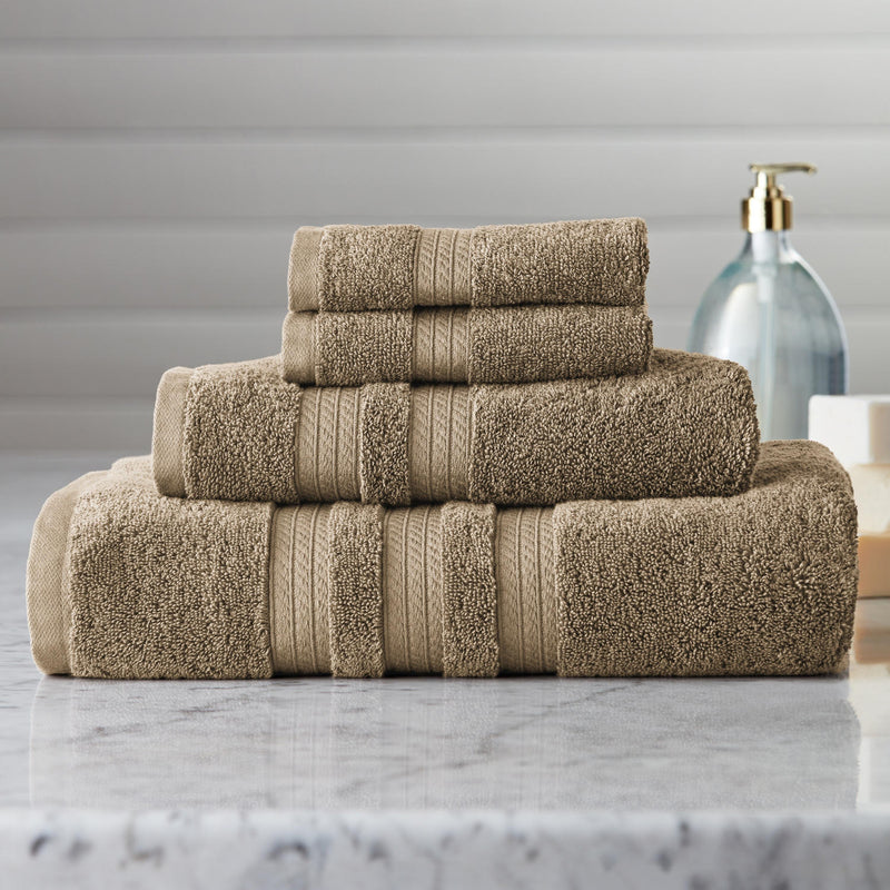 Hotel Premier Collection 100% Cotton Luxury Hand Towel by Member's Mark (Acorn) (Min 2 per order)