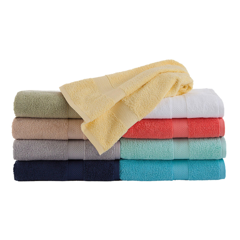 Martex Ringspun Cotton 6-Piece Towel Set (Coral)