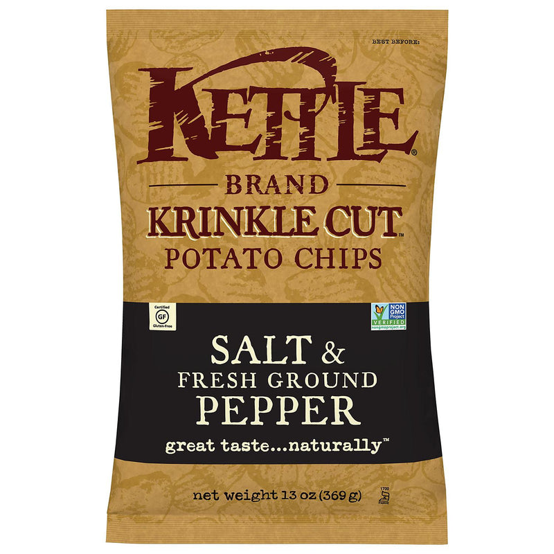 Kettle Chips Variety Pack (1.5 oz., 30 ct.)