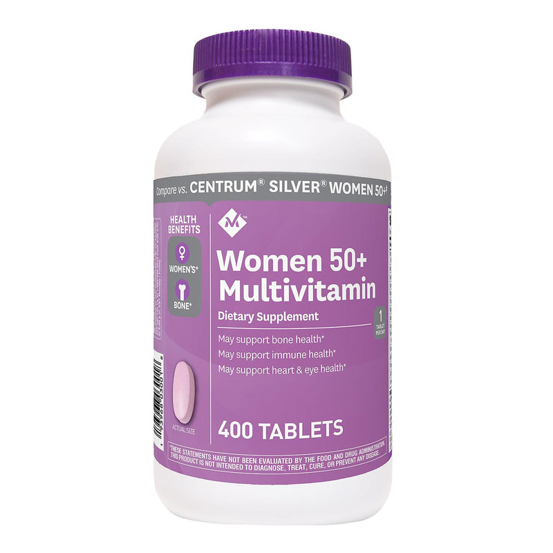 Member's Mark Women 50+ Multivitamin (400 ct.)