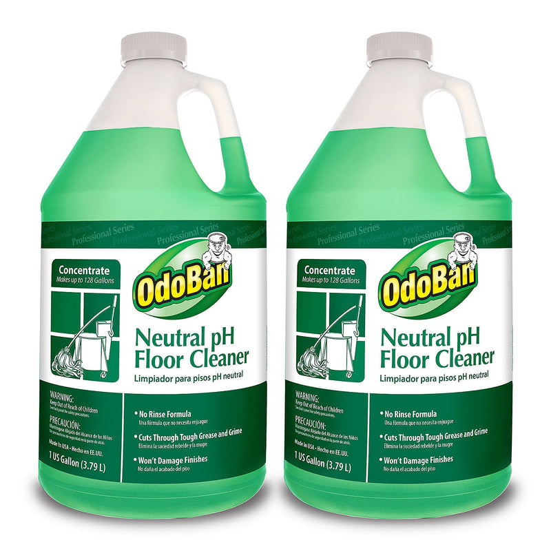 OdoBan Earth Choice Neutral pH Floor Cleaner (128 oz., 2 ct.)