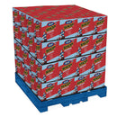 "Scott Shop Towels for Pop-Up Dispenser Box, Blue Sheets Pallet (10"" x 12"", 128 Cases)"