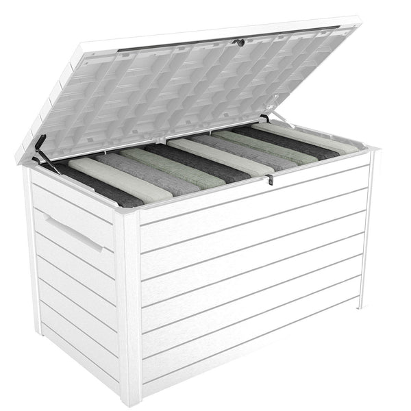 Keter 230-Gallon Deck Box ( Color : White )
