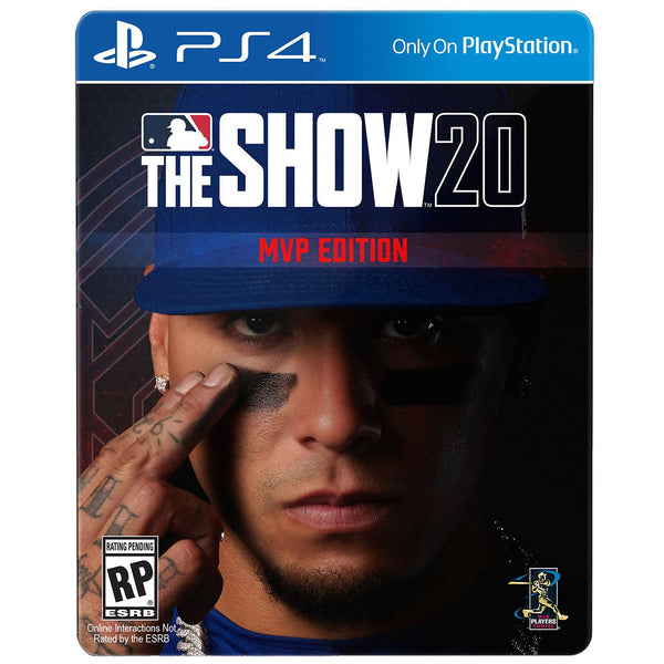 MLB: The Show 20 MVP Edition - PS4