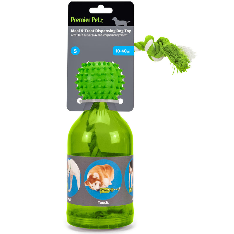Premier Pet Meal and Treat Dog Toy Bottle