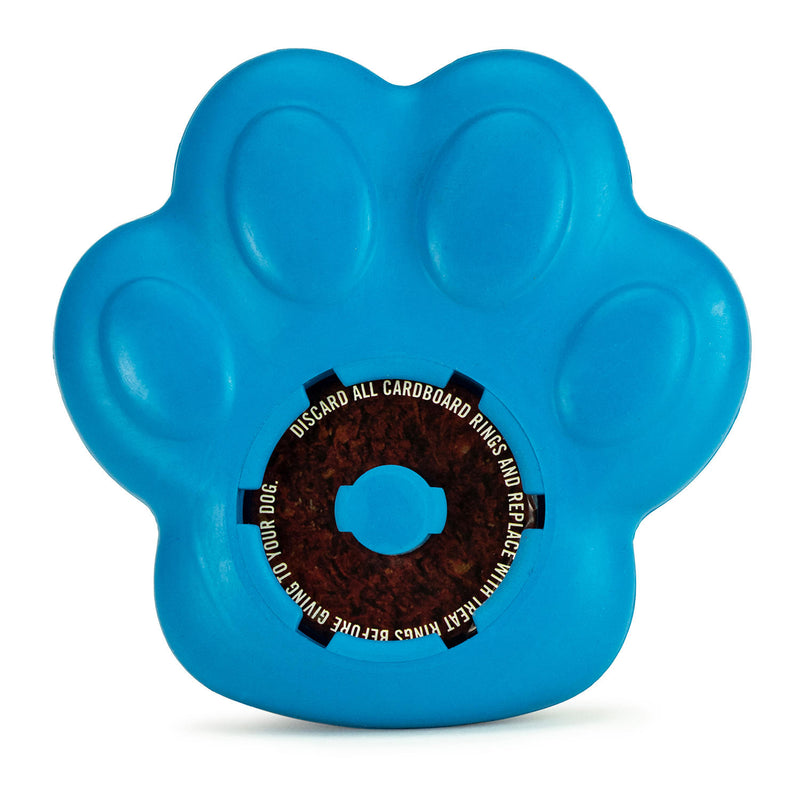 Premier Pet Paw Print Refillable Dog Toy, Medium