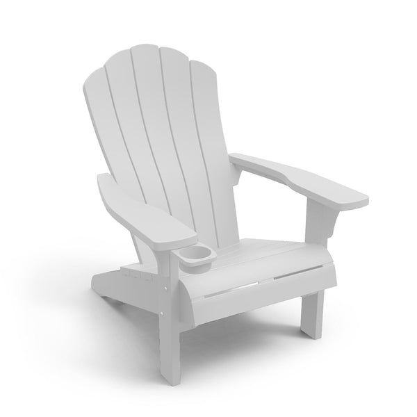 Keter Adirondack Chair (White)