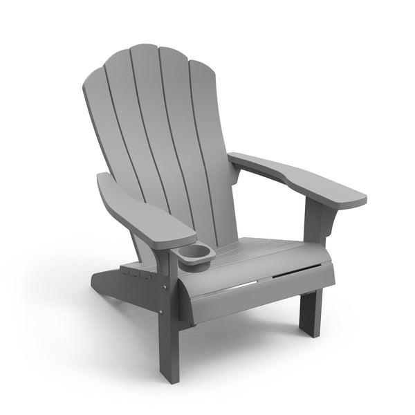 Keter Adirondack Chair (Gray)