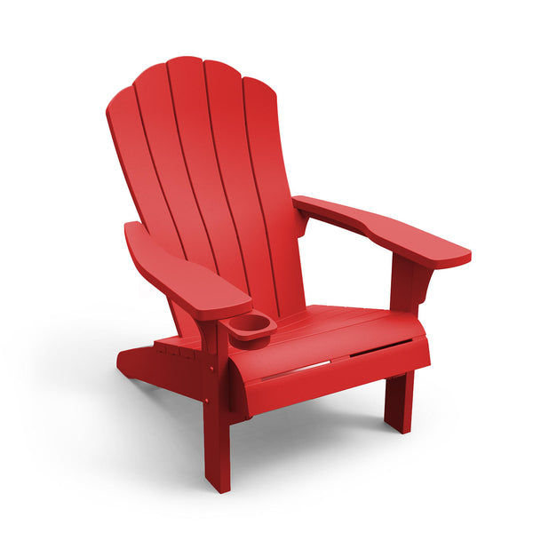 Keter Adirondack Chair (Red)
