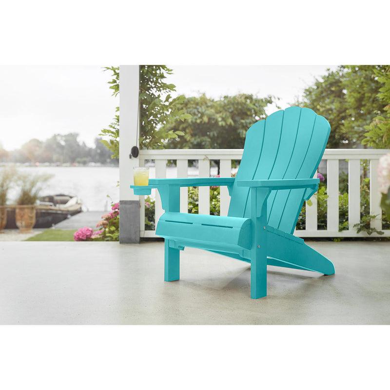 Keter Adirondack Chair (Teal)