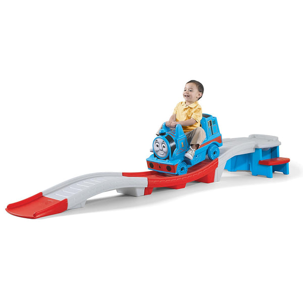 Step2-Thomas the Tank Engine Up & Down -kids Roller Coaster for ( Indoors&outdoors)