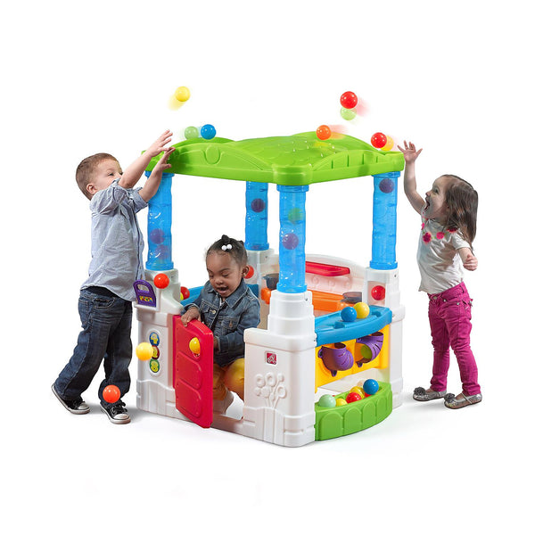Step2-kids house-Wonderball Fun House