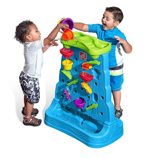 Step2-Kids Toys Waterfall Discovery Wall