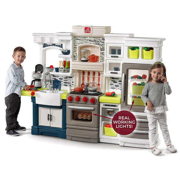 Step2-Kids kitchen-Elegant Edge Play Kitchen