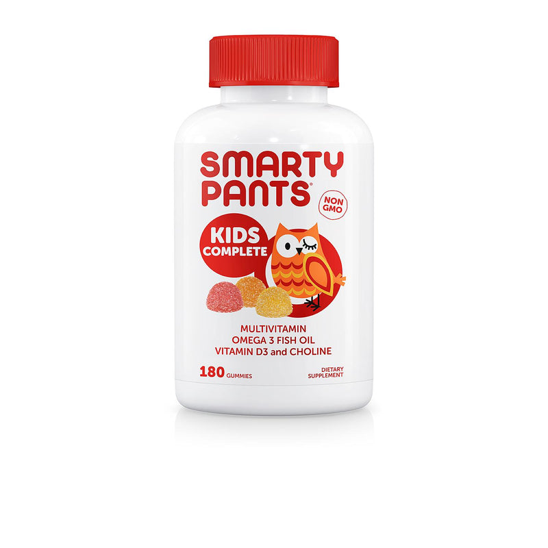 SmartyPants Kids' Complete Multivitamin (180 ct.)
