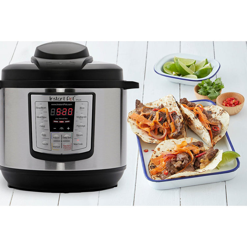 Instant Pot Lux 8-Quart 6-1 Multi-Use Programmable Pressure Cooker