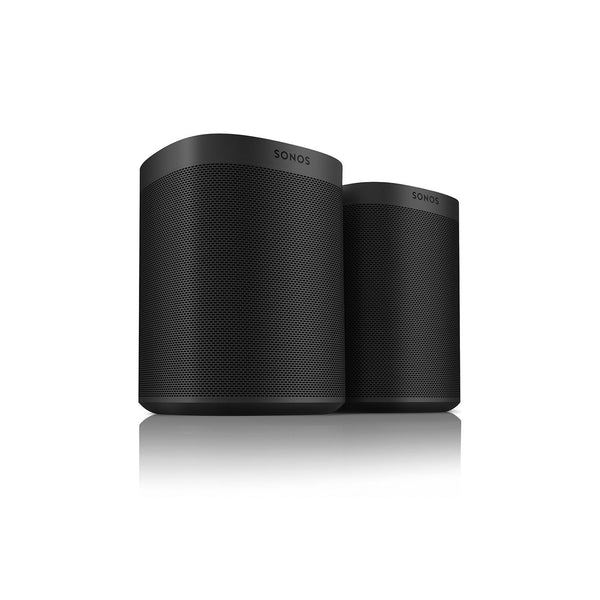 Sonos One SL Shadow Edition, 2-Pack