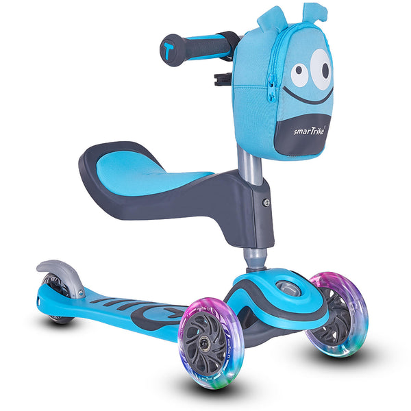SmarTrike T1 Toddler T Scooter 3-in-1 (Color : Blue)