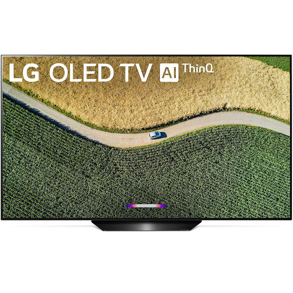 "LG 55"" Class B9 Series 4K Ultra HD Smart HDR OLED TV w/ AI ThinQ® - OLED55B9PUA"