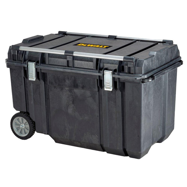 DeWALT Tough Chest Mobile Tool Box (38 in., 63 Gal.) Color: Black