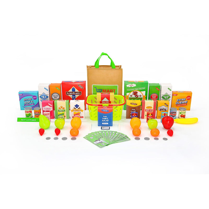 Jupiter Workshops-Kids Toys-Grocery Store Play Center