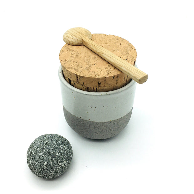 "Alder Canister w/ Classic Cork | 3"" x 3"" 