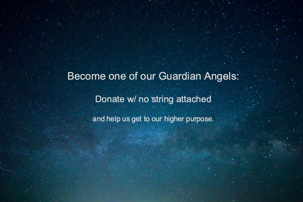 Be a Humble Ceramics Guardian Angel by donating with no strings attached